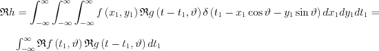 $\mathfrak{R}h= 